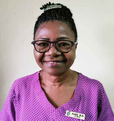 Mrs. Mubo Olajide Ajao
